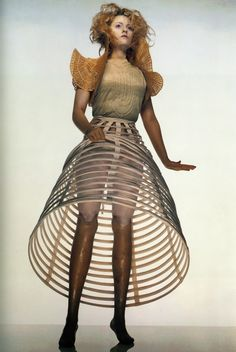 Contemporary Basketry: Basketry on the Runway