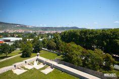 Rincón del Caballo Blanco en Pamplona Navarra Ruta de los Castillos y Fortalezas de Navarra España 640x426 Ruta de los castillos de Navarra