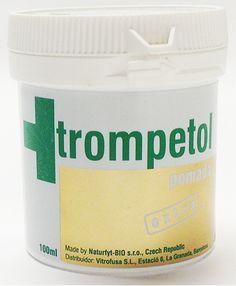 Trompetol Pomada Extra Cbd para masaje Con beneficios antiflamatorios y anlagésicos