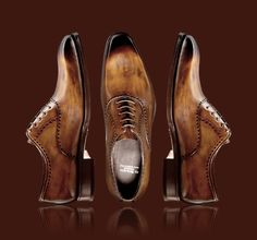 Handmade Italian shoes by Scarpe Di Bianco, What? A brother can't have some Style?