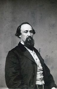 "Thomas C. Fletcher, who worked to establish the Republican Party in Missouri, won the Missouri Governor's race in 1864. Although he would go on to work with Radicals in the state legislature as they developed a progressive agenda for Missouri, he favored a conciliatory Reconstruction policy and opposed their institution of an ""ironclad oath"" to prevent Southern sympathizers from voting. Missouri History Museum http://www.civilwarmo.org/timeline/1864"