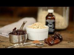 little monster: No-Bake Oatmeal Raisin Breakfast Bars