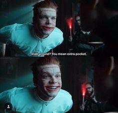 85 Best Valeska images in 2018 | Gotham tv series, Jerome