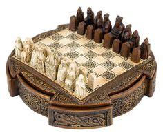 Isle Of Lewis Celtic Chess Set National Museum Scotland