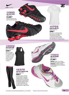 #Nike #Sport #Deportes #Soccer #Moda Nike Shox, Cleats, Soccer, Sports, Fashion, Sporty, Style, Football Boots, Football