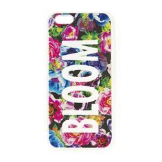 Cut Out Bloom Floral Design Phone Case- iPhone 6/6s