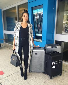 Olivia Culpo ✈️✈️✈️✈️✈️ bye I can't wait to come back! Thank you guy for telling me so many fun things to do while I was here 😘😘😘 Olivia Culpo Style, Cool Outfits, Casual Outfits, Ootd, Autumn Winter Fashion, Style Me, Celebrity Style, Style Inspiration, Womens Fashion