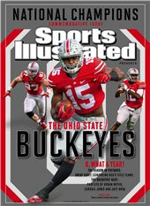 Ohio State Buckeyes - National Champions Commemorative Issue. WANT!