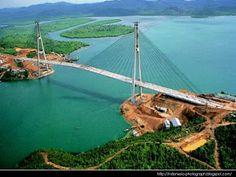 Barelang Bridge - Batam, Indonesia