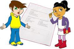 Secuencia didáctica sobre los impresos de solicitud. Aprendiendo cómo crearlos y rellenarlos. #REA #eduProcomún