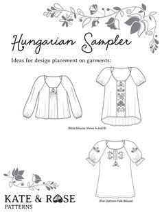 Hungarian Sampler ideas