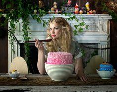 Adrien Broom Goldilocks-inspired story for spellbound desserts