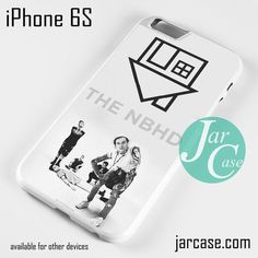 The neighbourhood Band Phone case for iPhone 6/6S/6 Plus/6S plus