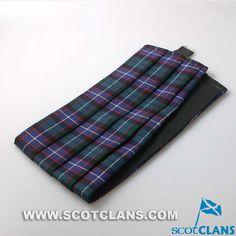 Clan Hunter Tartan C