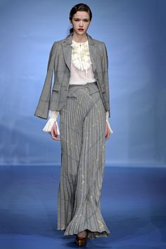 Luisa Beccaria Fall 2013 Ready-to-Wear Fashion Show