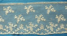 Mechlin - probably Lacemaking, Bobbin Lace, Vintage Lace, Old And New, Textiles, Costumes, Quilts, Embroidery, Antiques