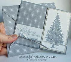 "Special Season Christmas Card for Around the World AWO5 ""Old Christmas"" Challenge"