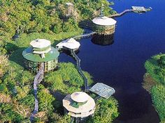 The aria amazon towers in brazil