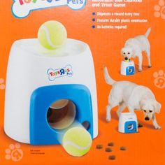 "Toys ""R"" Us® Pets Fetch N' Treat Interactive Dog Toy 