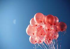 Tremendous Interior Designs: Pink Balloons