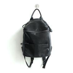 90.01$  Watch now - http://vimhj.justgood.pw/vig/item.php?t=5lnsrm922768 - Fashion Backpack Bag Girl School bag Shoulder Bags Casual Women Real Genuine Lea
