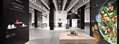 Messedesign/ Electrolux/ IFA 2016 Exhibition Stand Design, Exhibition Display, Ifa Berlin, Display Design, Creative Industries, Visual Identity, Behance, Retail Stores, Home Decor