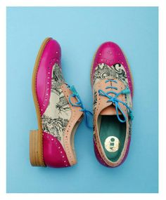 ABO  printed oxford shoes by Iva Ljubinkovic #aboshoes #oxfordshoes #ivaljubinkovic #abo