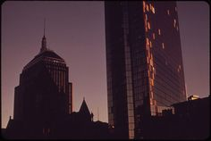 vintage everyday: Boston in 1973