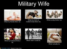 Military Wife...