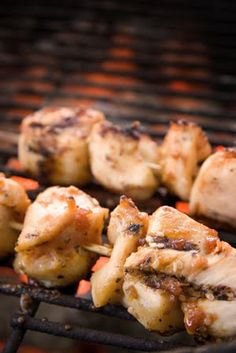 Arabic Food Recipes: Shish Taouk - Chicken Shish kebab