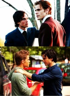 The Salvatore Brothers - The Vampire Diaries