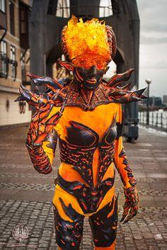 Skyrim - Atronach - MCM London Comic Con May 2014 by faramon.deviantart.com on @deviantART