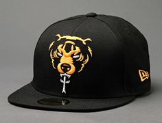 c364ee24337 Death Adders from Mishka. Fitted Baseball Caps