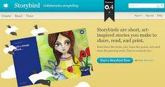 AYUDA PARA MAESTROS: Storybird - Crea cuentos interactivos ilustrados