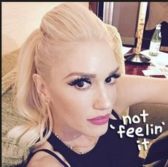 IPRESSTV: Gwen Stefani Said She is Not Really Living in the Hollywood 'Craziness'