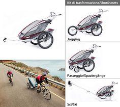 Carrozzina multifunzionale Thule Chariot CX 2 http://www.altoadige-shopping.it/info.php?cat=23&scat=270&prd=3487&id=10271