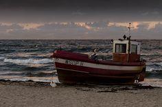 Fishing Boat (Sopot, Baltic Sea, Poland)