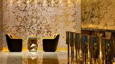 "Burj Al Arab Jumeirah opens sophisticated top-floor ""Gold on 27"" bar"