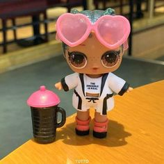 LOL Surprise Doll Clothes Outfit Set Big Sister G-009 SUPER B.B Glitter Series