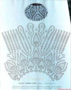 Blusa crochet patron 2-2