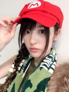 小松未可子さんのコスチューム