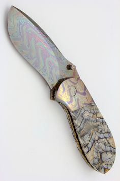 The Toad D/A by Stan Wilson | Arizona Custom Knives