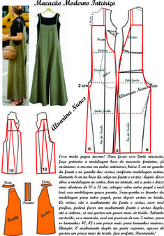 couture sewing Paloma / / weites Bein Overall Muster. Palazzo Jumpsuit fr Anfnger Paloma / / weites Bein Overall Muster. Dress Sewing Patterns, Sewing Patterns Free, Clothing Patterns, Pattern Sewing, Vogue Patterns, Vintage Patterns, Vintage Sewing, Fashion Patterns, Sewing Pants