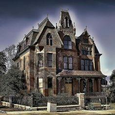 Charles M Sublett Mansion in Danville, VA