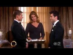 "Sneak Peak of First Gay Male Wedding in Soap Opera History On NBC's Day's of Our Lives During The Week of April 1, 2014  ""Will and Sonny's Wedding"""