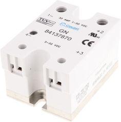 Przeznaczone do stosowania w obwodach prądu stałego. Układ wyjściowy zrealizowano przy zastosowaniu tranzystora FET. Zabezpieczenie przed zmianą polaryzacji.