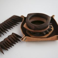 Elise Cameron Smith's beautifully sculpted pieces for practical or ornamental use - form and function in one!