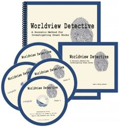 Worldview Detective [DVD Seminar & Workbook] | Institute for Excellence in Writing