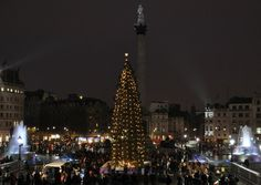 FAMILY EVENTS. Christmas in Trafalgar Square