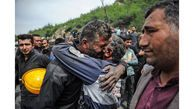 گزارش تصویری کشف و انتقال 13 پیکر معدنچی فاجعه معدن آزادشهر گلستان